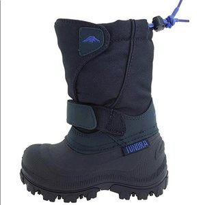 Tundra Shoes - Toddler Boys Tundra Snow Boots Size 11 W.